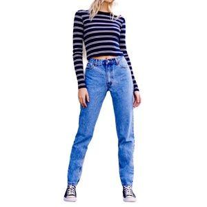 Brandy Melville JOHN GALT Hi Rise Carly Jeans 💟